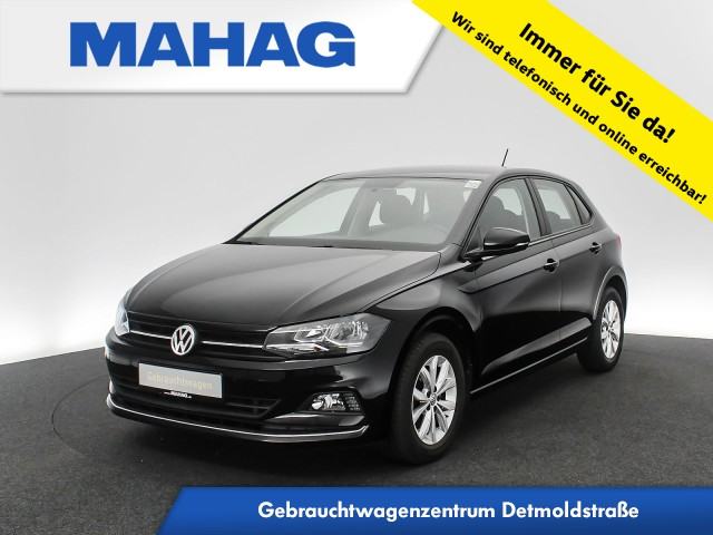 Volkswagen Polo 1.6 TDI Highline Bluetooth Sitzhz. Connectivity 5-Gang, Jahr 2018, Diesel