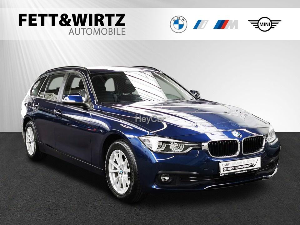 BMW 316d Touring Adv. NaviBus Leas ab 240,- br.o.Anz, Jahr 2020, Diesel