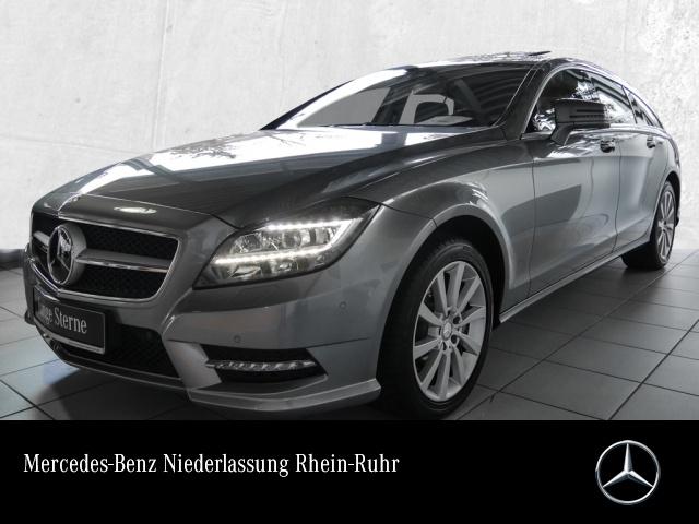 Mercedes-Benz CLS 350 CDI SB BE AMG Nachtsicht Airmat Stdhzg, Jahr 2013, Diesel