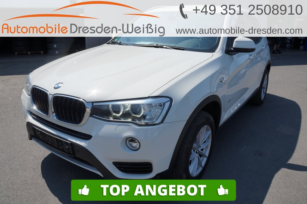 BMW X3 xDrive20d Advantage*Navi*Leder*HiFi*Kamera*, Jahr 2018, Diesel