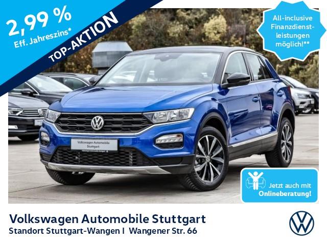 Volkswagen T-Roc Style 1.5 TSI DSG Navi Kamera Bluetooth, Jahr 2019, Benzin