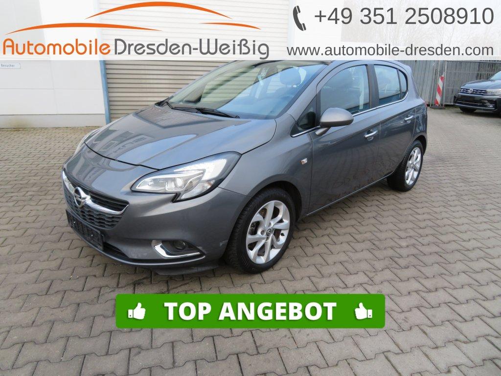 Opel Corsa 1.0 Turbo Innovation ecoFlex*Bi Xenon*PDC, Jahr 2015, Benzin