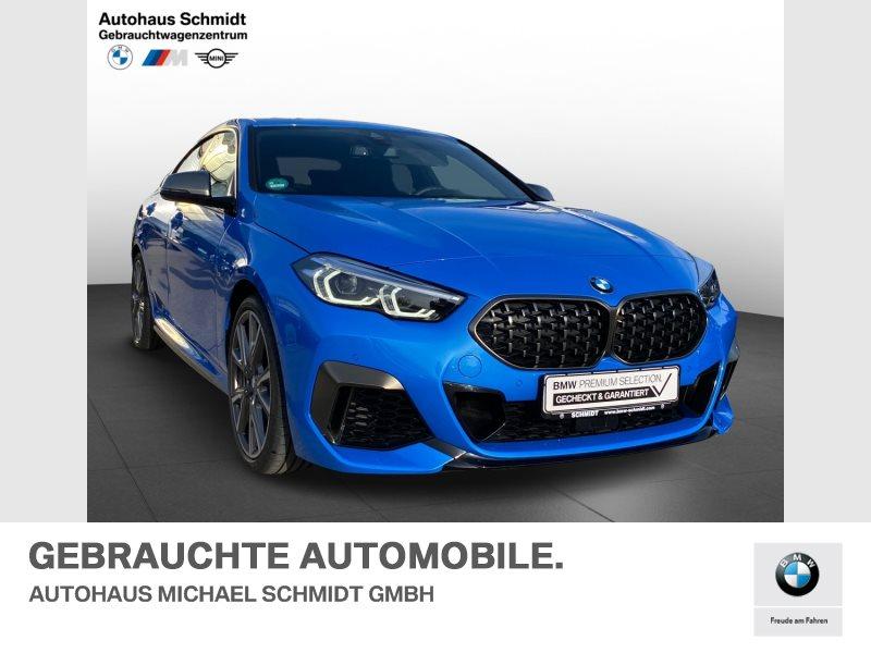 BMW M235i xDrive MEMORY+ACC+HEAD UP+DAB+LENKRADHEIZUNG+, Jahr 2019, Benzin