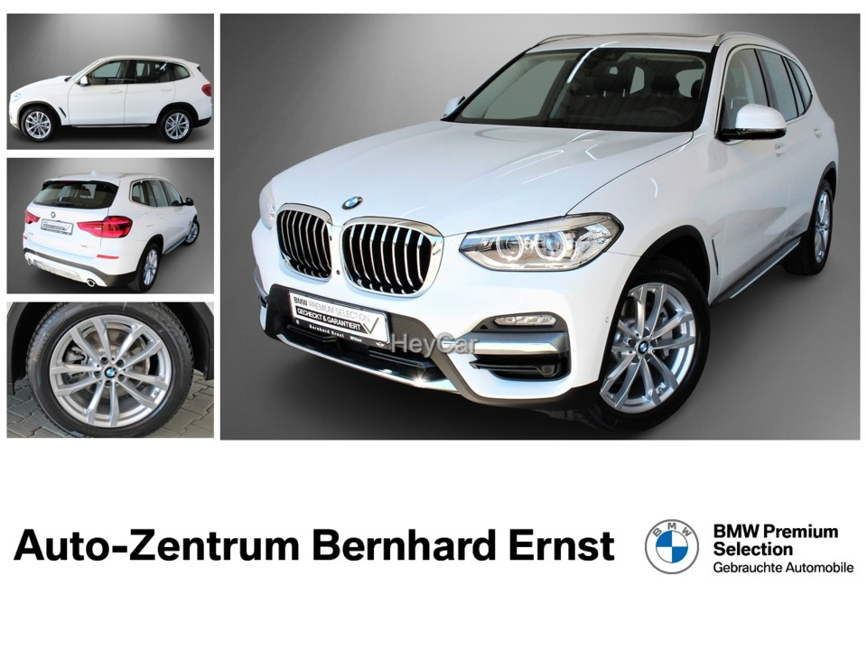 BMW X3 xDrive30d Luxury Line AT Innovationsp. Aut., Jahr 2020, Diesel