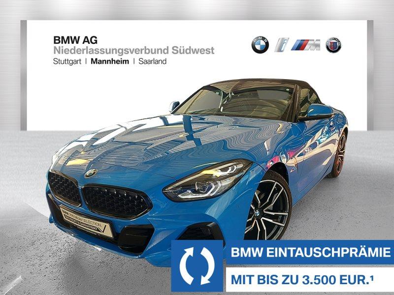 BMW Z4 sDrive20i M Sport HiFi Komfortzg. Fl.Ass., Jahr 2019, Benzin