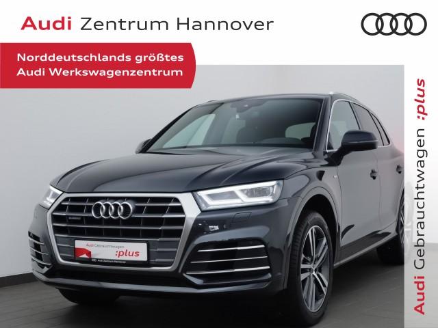 Audi Q5 3.0 TDI S-line HuD Matrix virtual Alcant. Keyless, Jahr 2018, Diesel
