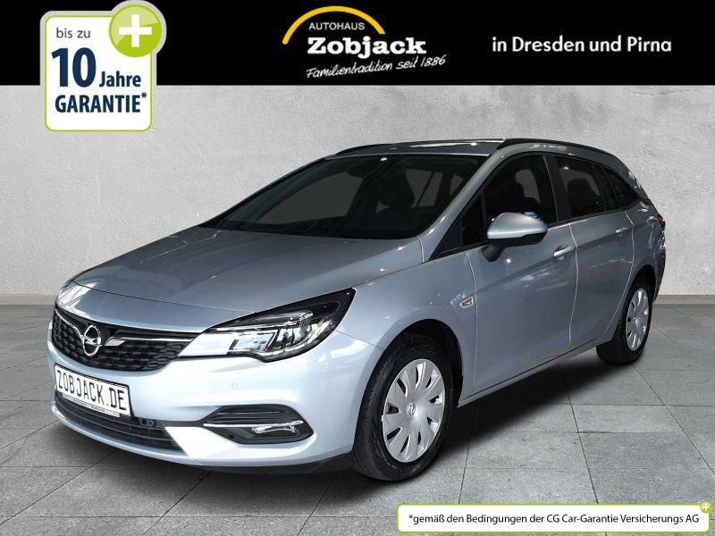 Opel Astra-K ST Edition 1.2 SHZ,LHZ,Klima, Jahr 2020, Benzin