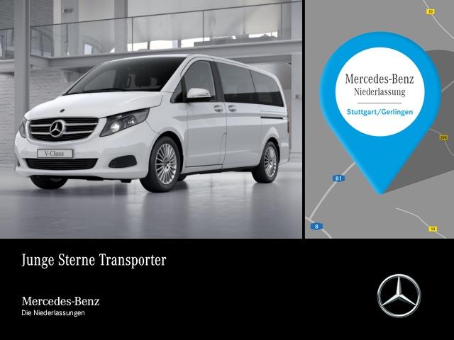 Mercedes-Benz V 220 d Lang AHK Park-Ass. Sportp. Kamera Tempo., Jahr 2018, Diesel