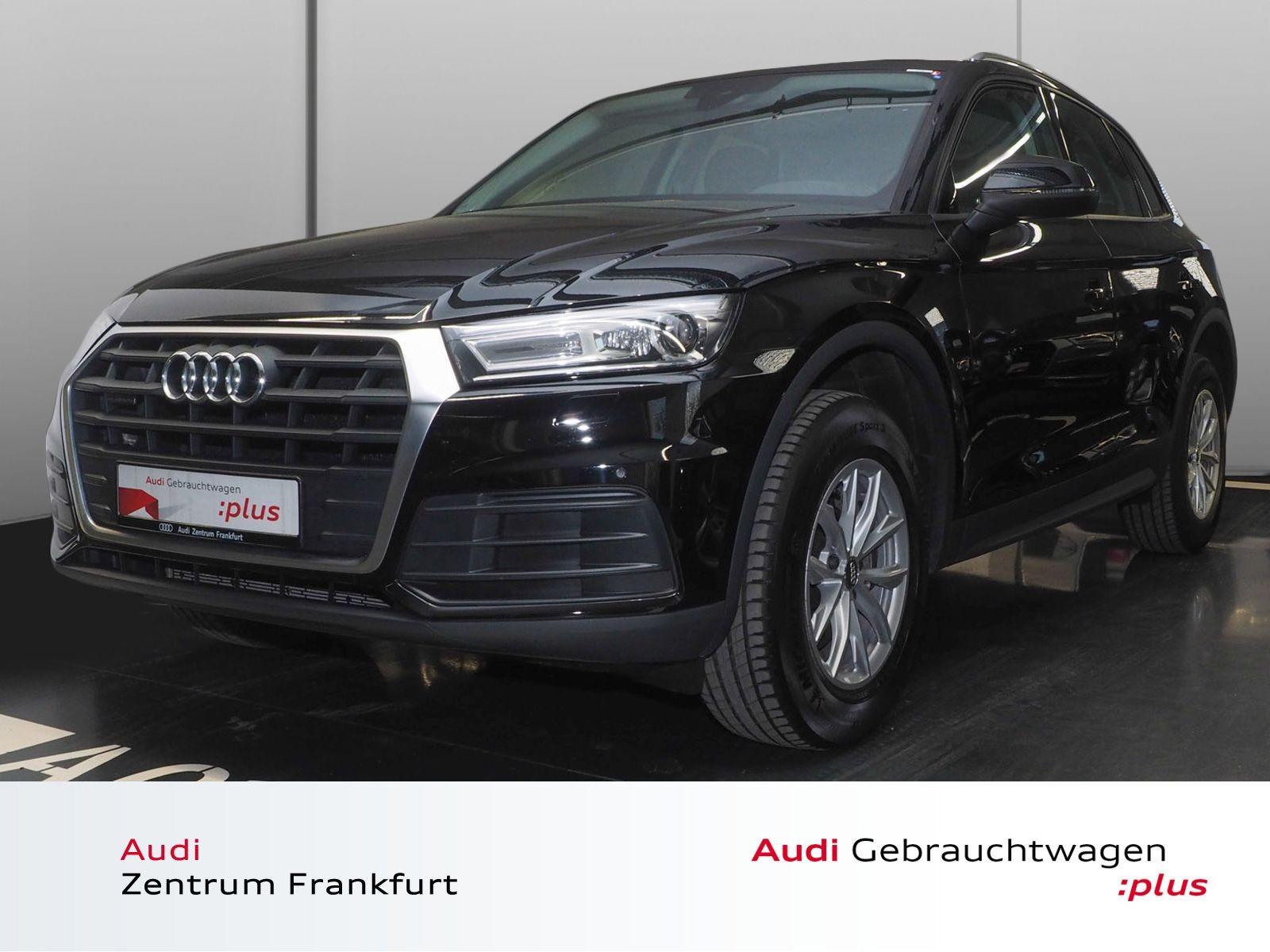 """Audi Q5 40 TDI quattro S tronic Navi Xenon Klima Alu 17"""" Navi, Jahr 2019, diesel"""