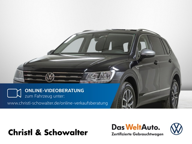 Volkswagen Tiguan Allspace Comfortline 1.4 TSI 7-Sitzer Navi, Jahr 2018, Benzin