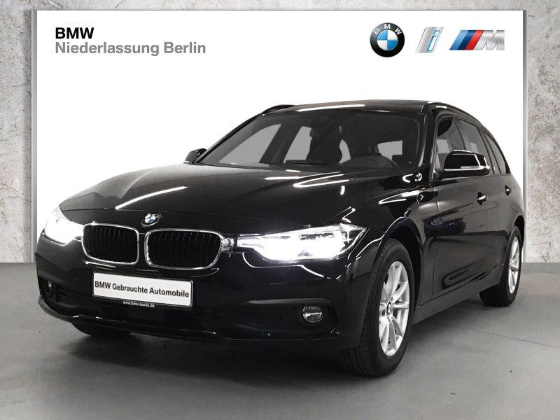 BMW 320d xDrive Touring EU6 Aut. LED NaviProf. GSD, Jahr 2017, Diesel