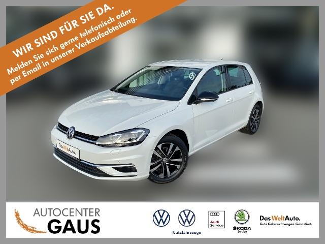 Volkswagen Golf VII IQ Drive 1.0 TSI LED AHK Navi ACC, Jahr 2019, Benzin