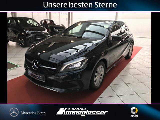 Mercedes-Benz A 180 d*STYLE*RÜCKFAHRKAMERA*LED-HIGH*NAVI*EU6*, Jahr 2016, Diesel