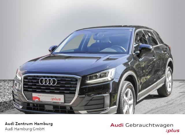 Audi Q2 1,4 TFSI S tronic PANO STANDHZG.NAVI-PLUS LED, Jahr 2018, Benzin