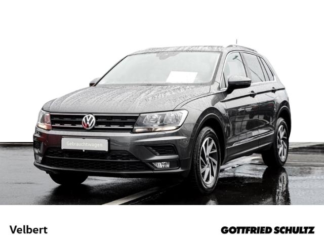 Volkswagen Tiguan 1.4 TSI SOUND 4MOTION NAVI PANO SHZ GRA ZV, Jahr 2018, Benzin