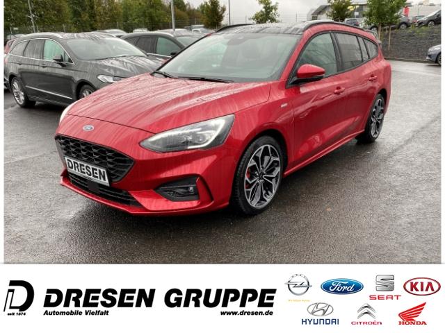 Ford Focus Turnier ST-Line 2.0 Automatik+Panorama+LED, Jahr 2020, Diesel