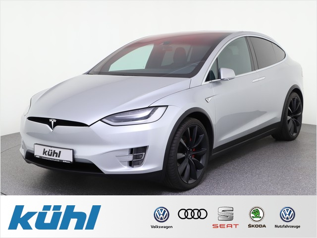 Tesla Model X P90D Signature Performance Ludicrous AutoP, Jahr 2016, Elektro