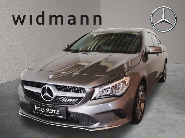 Mercedes-Benz CLA 250 SB SCORE! Urban*LED*Kamera*Navi*PDC*SHZ, Jahr 2016, Benzin