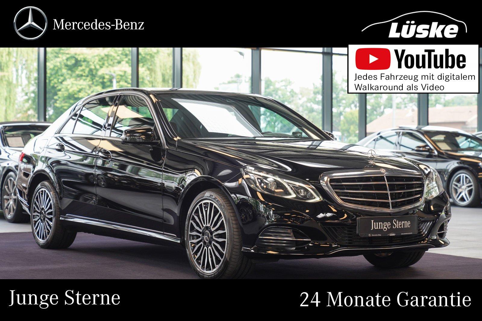 Mercedes-Benz E 250 CDI BT 4M ELEGANCE LED COMAND Multikontur, Jahr 2015, Diesel