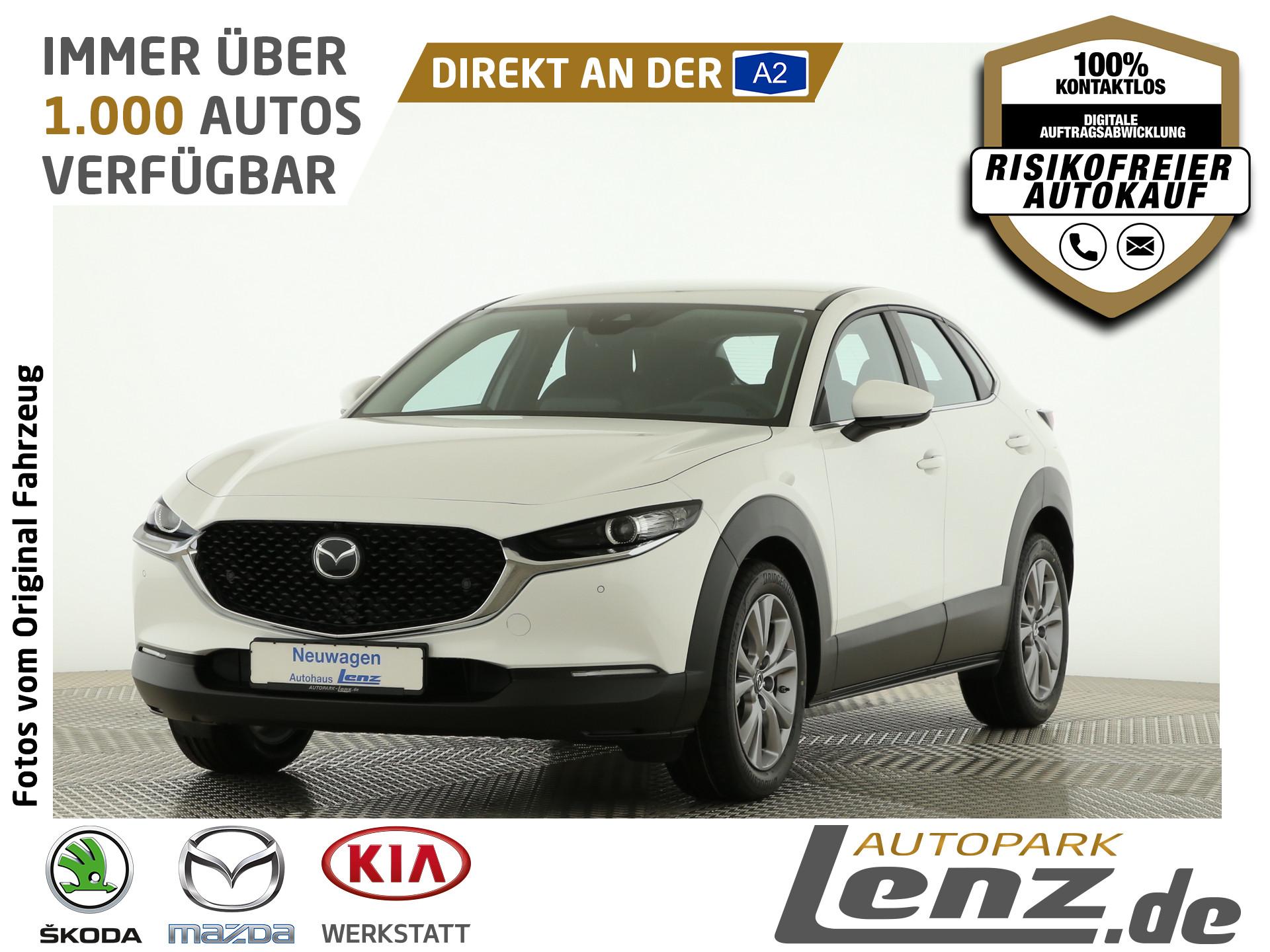 Mazda CX-30 Selection A18 BOSE ACT-P LED NAVI LM 0,99%, Jahr 2020, Benzin