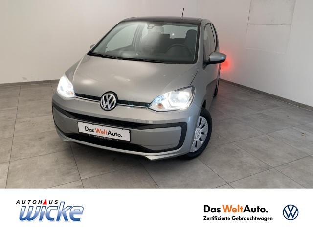 Volkswagen up! 1.0 EcoFuel move up! CNG Klima Panorama USB, Jahr 2017, Gas