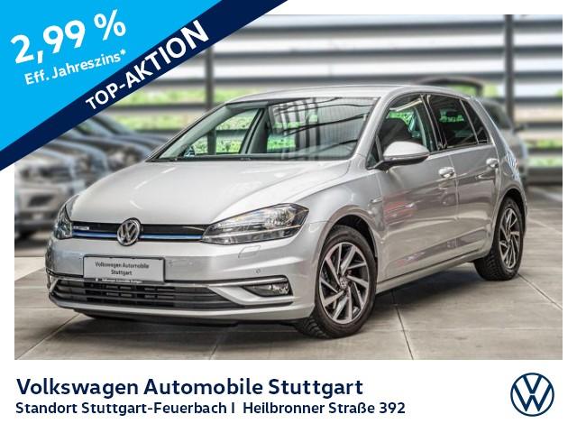 Volkswagen Golf VII 1.5 TSI Sound Navi Tempomat, Jahr 2018, Benzin