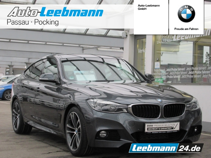 BMW 330 Gran Turismo S-Aut. M Sport UPE: 70.400.-, Jahr 2018, Diesel