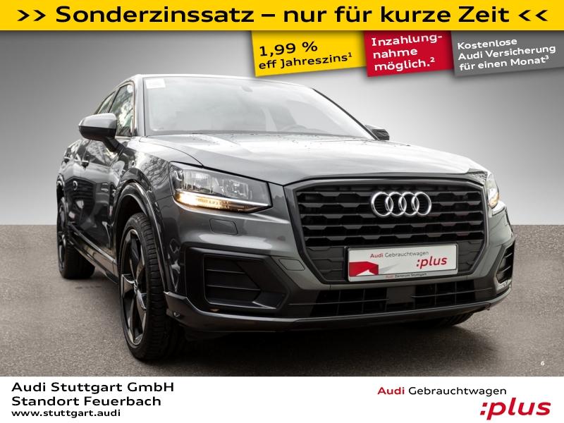 Audi Q2 Sport 1.0 TFSI Optikpaket S line Standheizung, Jahr 2017, Benzin