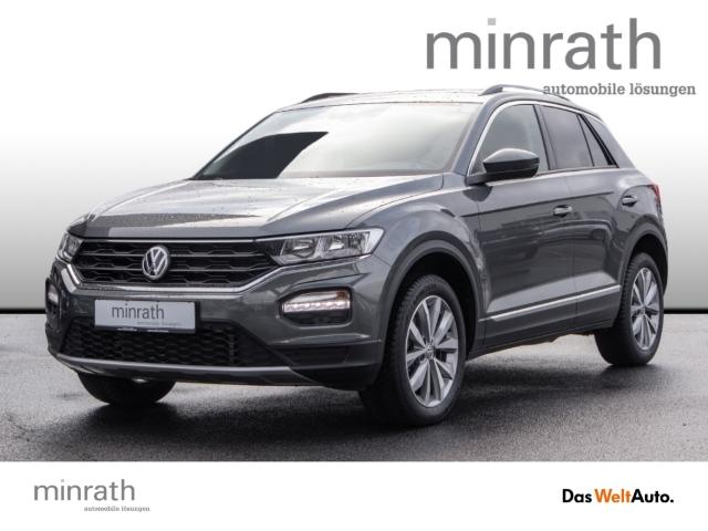 Volkswagen T-Roc Style 1.5 TSI ACT EU6d-T Navi ACC PD LED Klima, Jahr 2019, Benzin