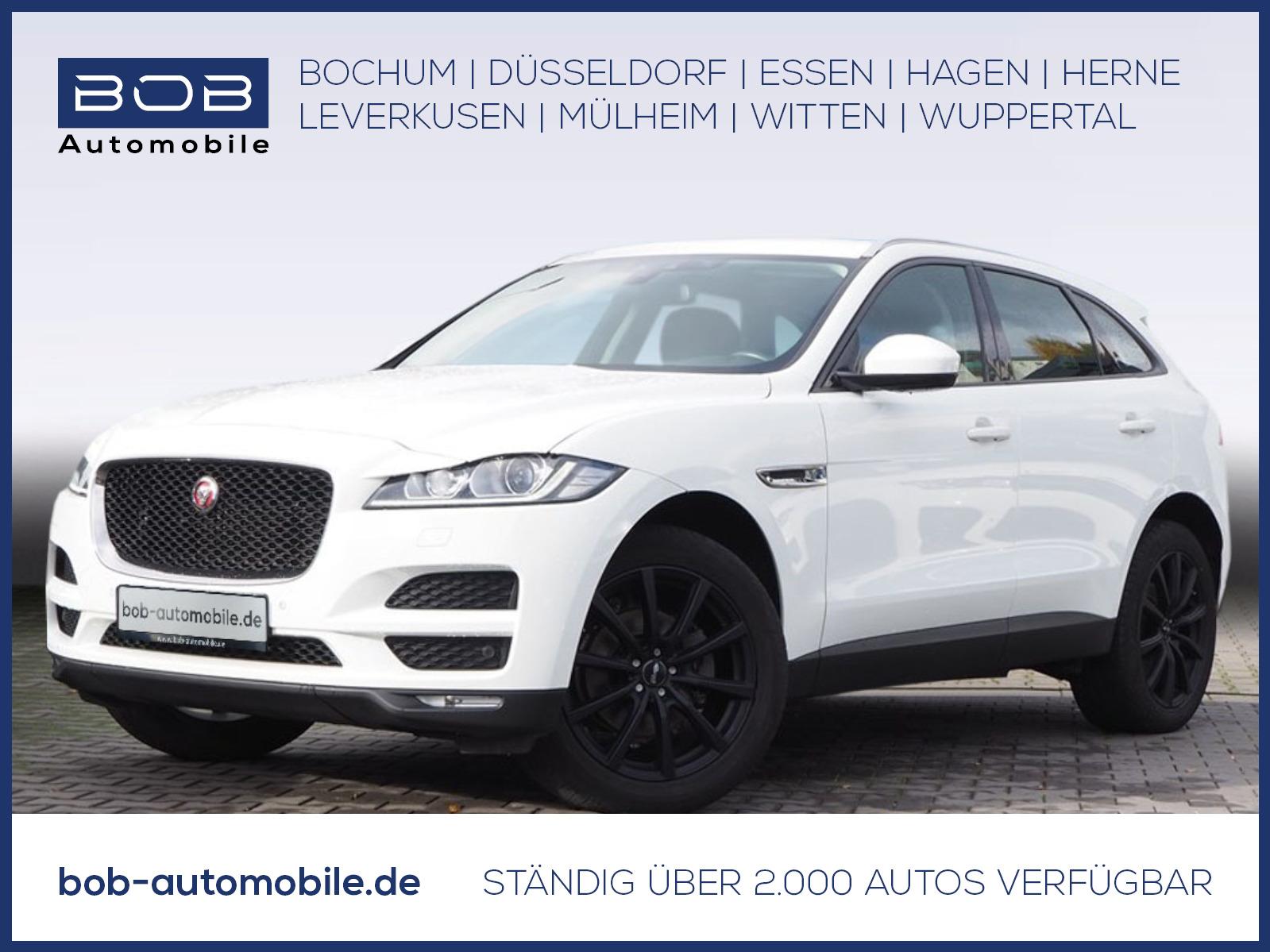 Jaguar F-Pace 20D AWD !Motor Neu! Navi, Jahr 2016, Diesel