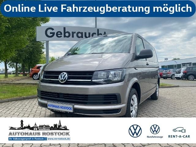 Volkswagen T6 Multivan Trendline 2.0 TDI STANDH. NAVI, Jahr 2016, Diesel