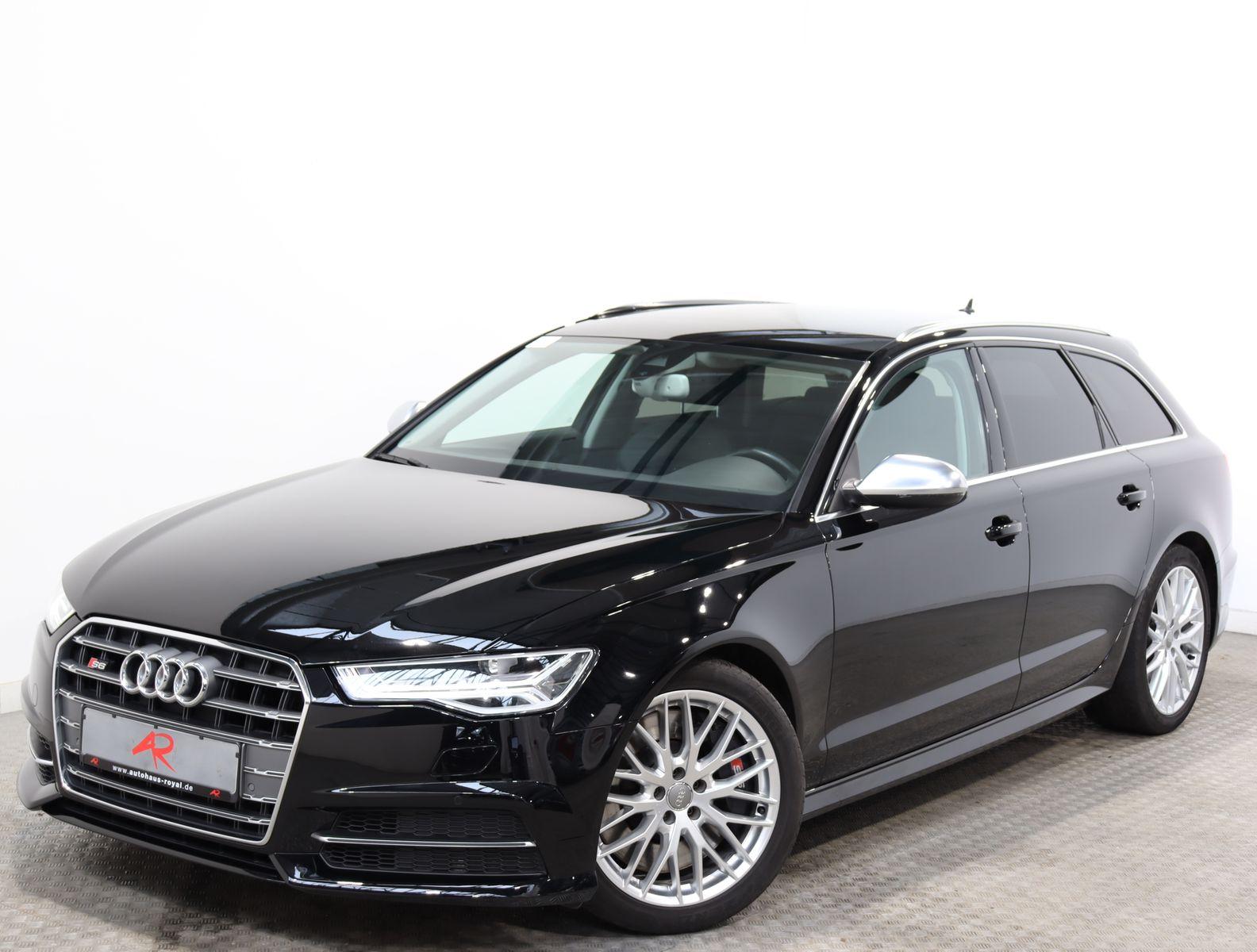Audi S6 Avant 4.0 TFSI qu. MEMORY,MATRIX,SCHECKHEFT, Jahr 2016, Benzin
