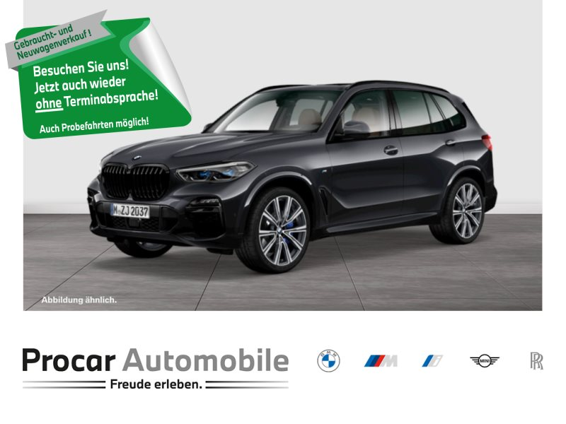 BMW X5 M50d, Jahr 2020, Diesel