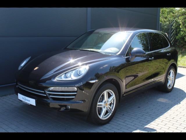 Porsche Cayenne 3.0 Diesel Platinum Edition, Jahr 2014, Diesel