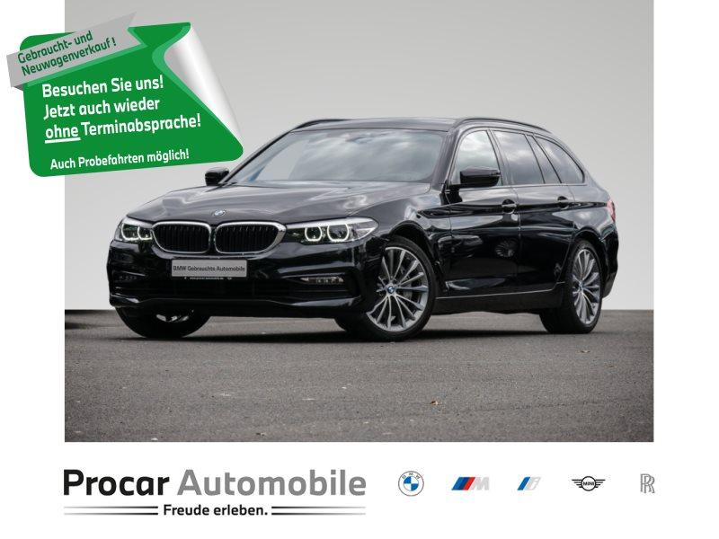 BMW 540d xDrive NAVI+PANO+HEAD-UP+HK+KAMERA+LED+3-ZO-KLIMA, Jahr 2018, Diesel