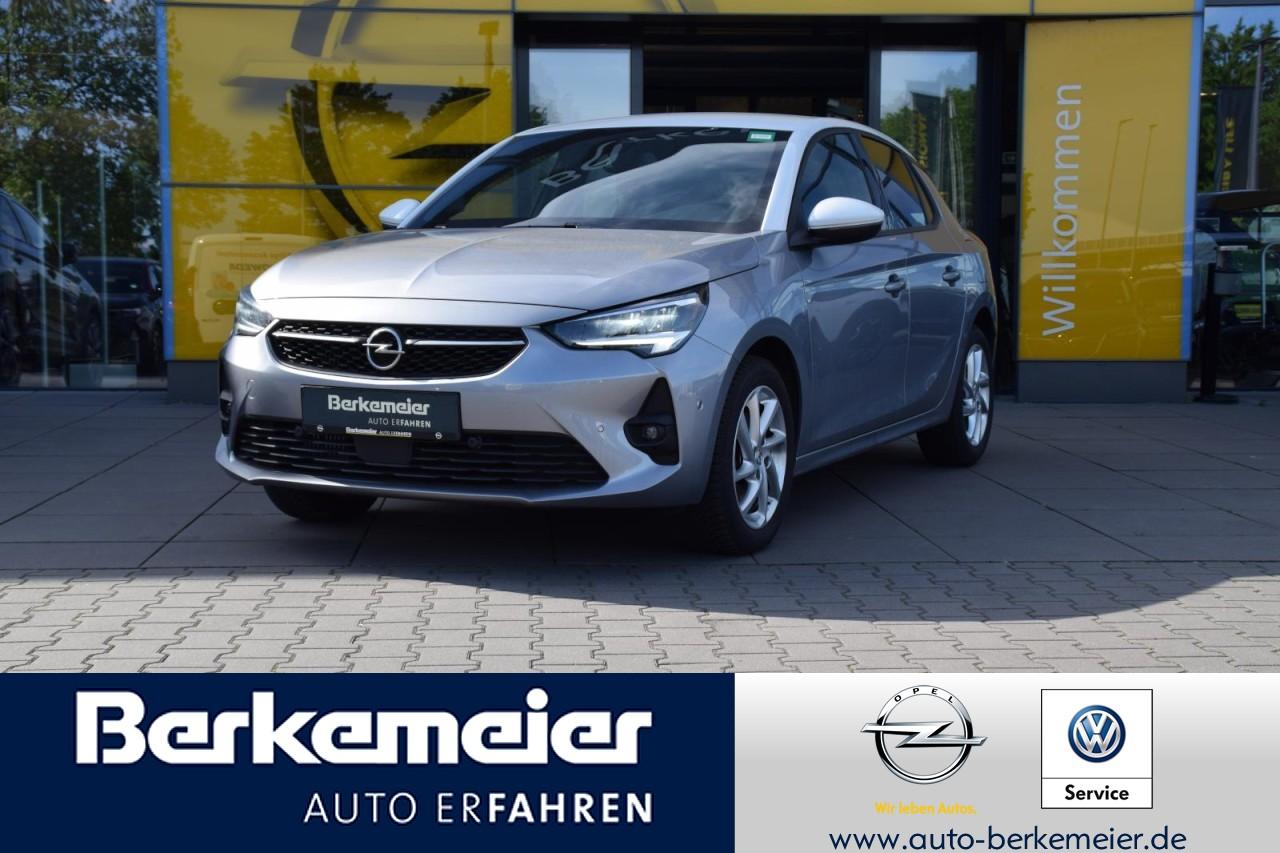 Opel Corsa F 1.2 GS Line **LED-Licht/Kamera/SHZ**, Jahr 2020, Benzin