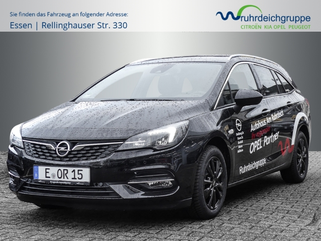 Opel Astra K Elegance 1.2 Navi Kamera SHZ KlimaAT LED-Licht, Jahr 2020, Benzin