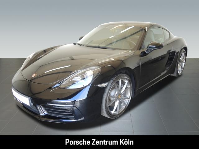 Porsche Cayman 718 Lederpaket 20-Zoll nur 23001 KM, Jahr 2017, Benzin