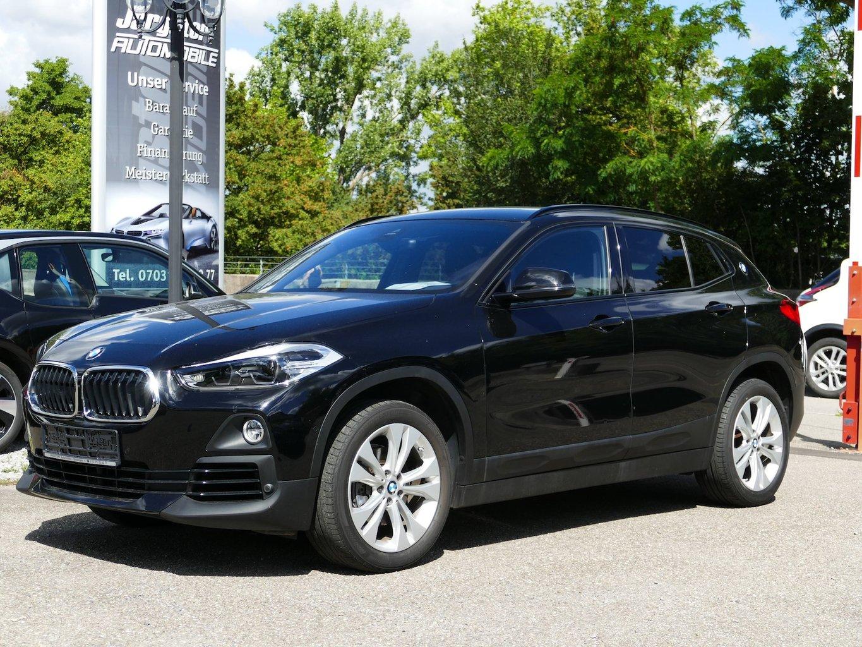 BMW X2 sDrive18i Advantage Navi LED AHK Sound, Jahr 2018, Benzin