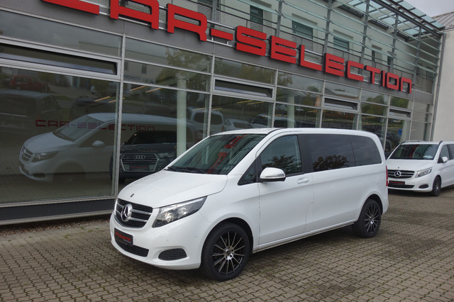 Mercedes-Benz V 220 CDI RISE Kompakt AHK/NAVI/KAMERA/18ALU/1.H, Jahr 2018, Diesel