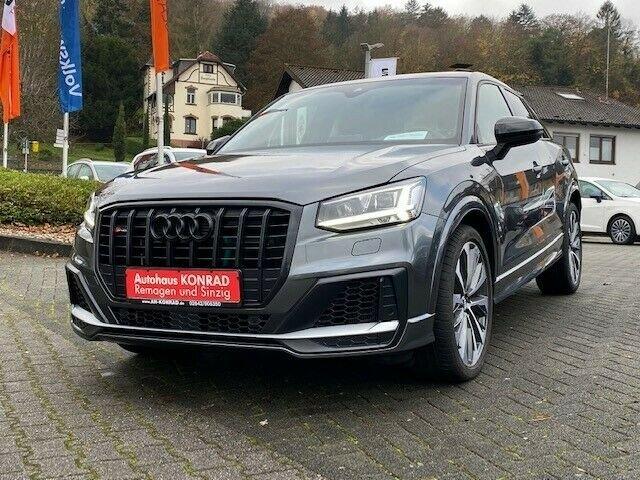 Audi SQ2 2.0 TFSI quattro S-Tronic+LED+NAVI+ACC, Jahr 2020, Benzin