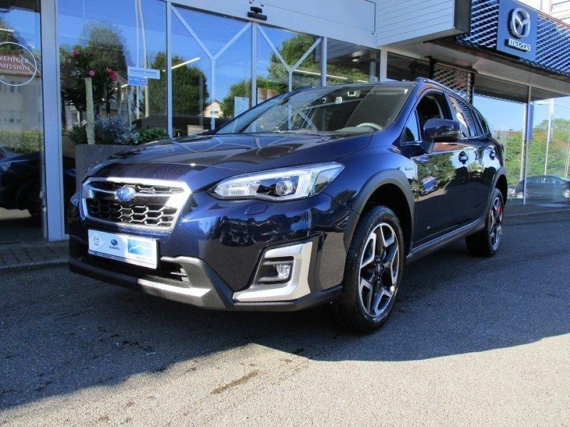 Subaru XV 2.0ie e-Boxer Comfort Linerartronic, Jahr 2021, Benzin