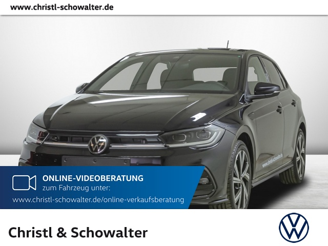 Volkswagen Polo R-Line 1.0 TSI OPF DSG Navi Pano Bluetooth, Jahr 2021, Benzin