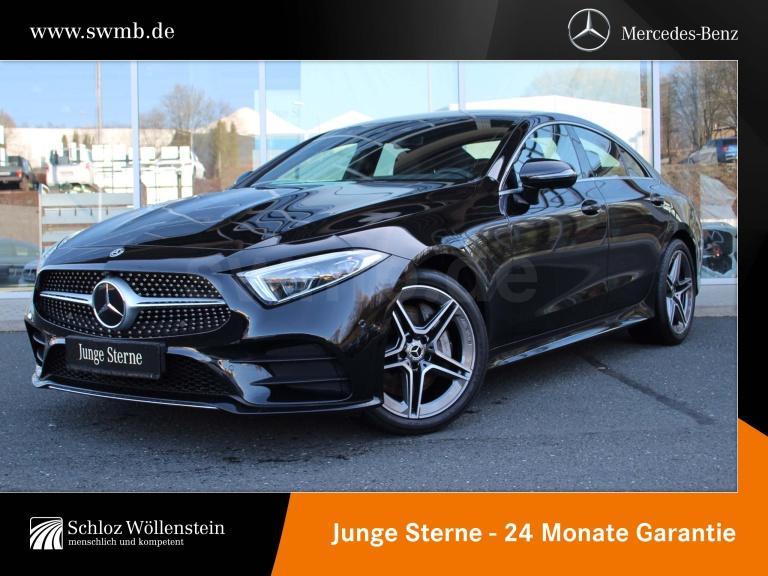 Mercedes-Benz CLS 400 d 4M AMG/MULTIBEAM/360°/CarPlay/Fahrassi, Jahr 2020, Diesel
