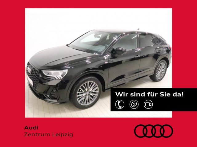Audi Q3 Sportback 35 1.5 TFSI S line, Jahr 2020, Benzin