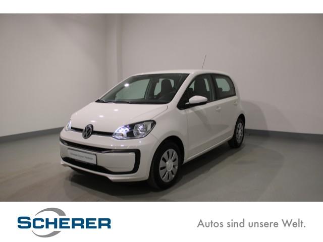 Volkswagen up! 1.0 move up! 5T Klima, PDC, Bluetooth, Jahr 2016, Benzin
