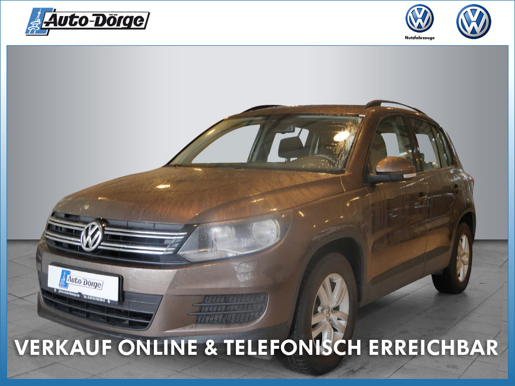 Volkswagen Tiguan 1.4 TSI BMT, Jahr 2015, Benzin