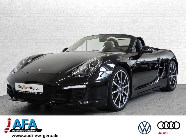 Porsche Boxster 2,7 Black Edition*Xenon*Navi*20, Jahr 2016, Benzin