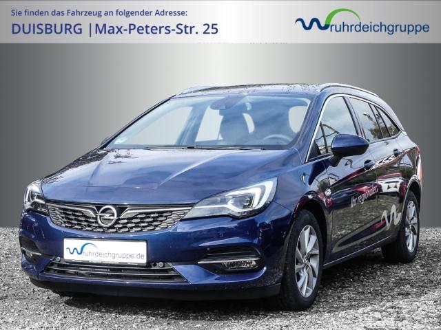 Opel Astra ST Elegance 1.4 *Navi+LED Matrix+Kamera+PDCv+h*, Jahr 2020, Benzin