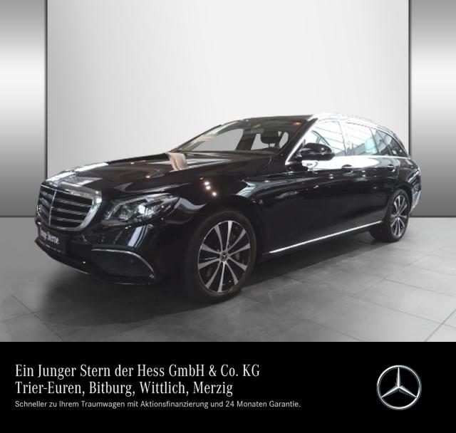 Mercedes-Benz E 300 de T Exclusive+Comand+360°+LED+AHK+PDC, Jahr 2019, Hybrid_Diesel